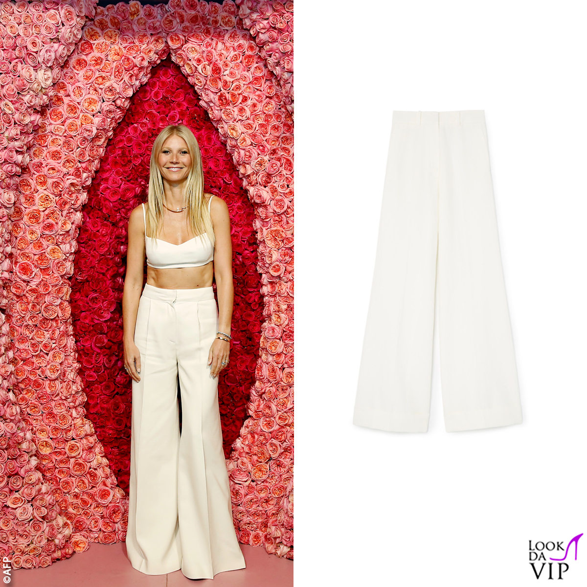 Gwyneth Paltrow Presentazione The Goop Lab Outfit G. Label 4