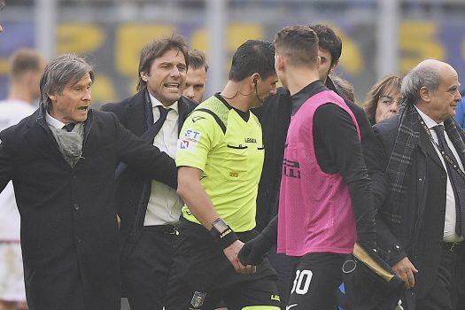 Inter Vs Cagliari Serie A Tim 2019/2020