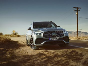 2018 Gle V167 Launch Image