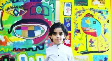 Mikail Piktori 7 Vjeçar