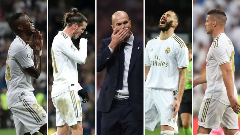 Real Madrid Missed Bale And Benzema In The Super