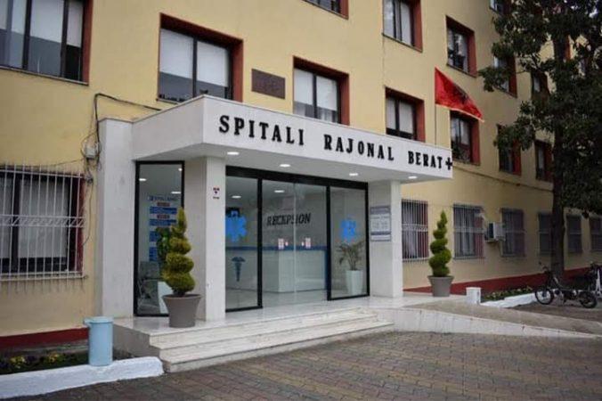 Spitali Berat1