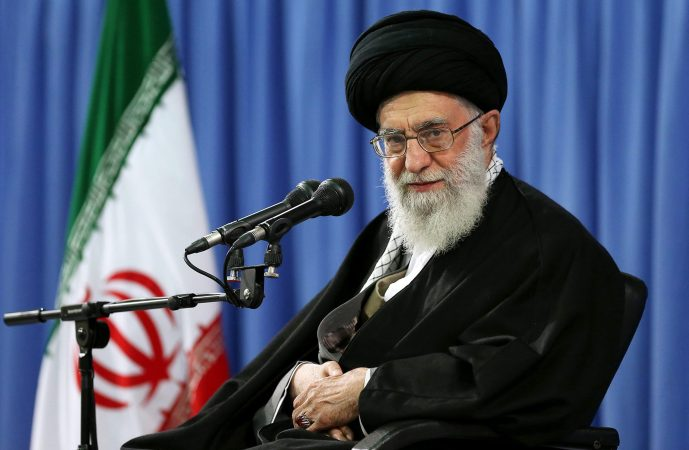 Supreme Leader Of Iran Says He Will Not Intefere In Nuclear Negotiations