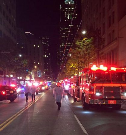 5 People Injured In Shooting Following Argument In Downtown Seattle, Washington