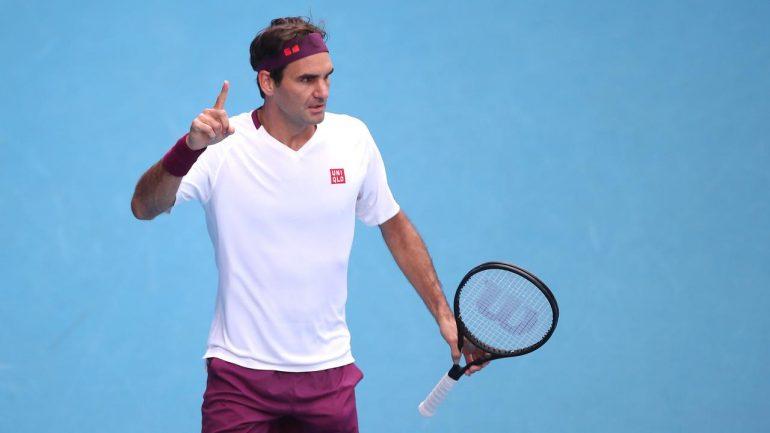 Federer Overleeft Zeven Matchpoints En Bereikt Halve Finale In Melbourne