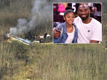 Kobe Bryant Crash