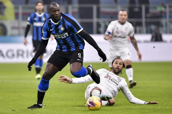 Live Inter Cagliari Serie A Calcio In Diretta Neroazzurri Per Ritrovare I 3 Punti E Inseguire La Juventus