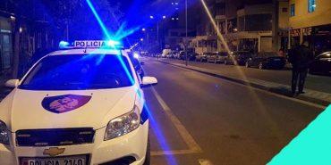 Policia Elbasan Naten