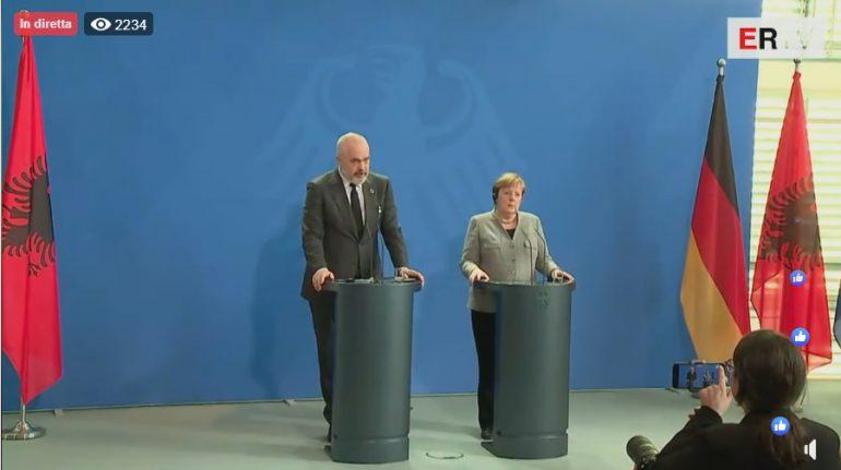 Rama Merkel