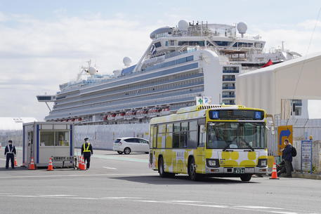 Two Elderly Passengers Of The Diamond Princess Have Died From Covid 19