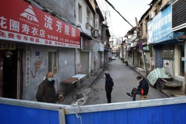 Isolation Measures Continue In Wuhan, China