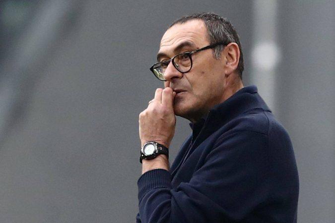 Maurizio Sarri Getty Images 4