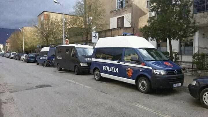 Policia E Korces
