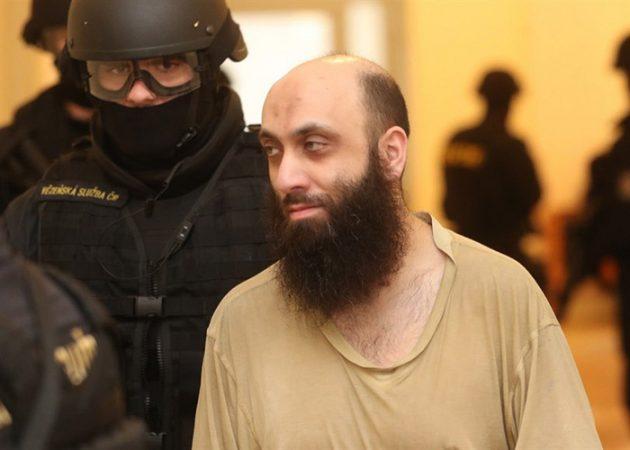 Samer Shehadeh Prague Imam
