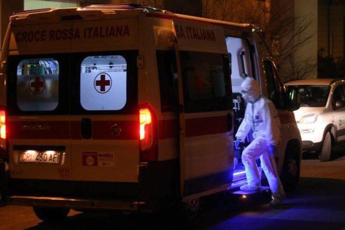 Itali Ambulanca Corona