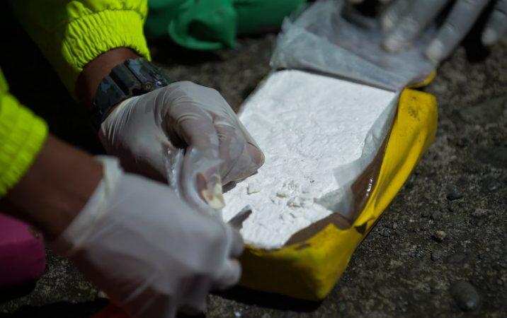 Colombia Drugs Seizure Gulf Clan