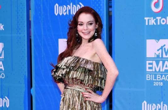 Lindsay Lohan Recalls Mistake Attempting Help Refugee Family