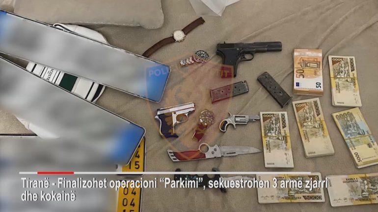 Policia Ne Tirane Arrestohen