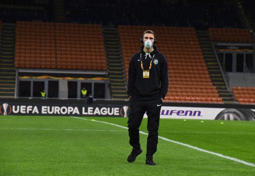 Fc Internazionale V Pfc Ludogorets Razgrad Uefa Europa League Round Of 32: Second Leg