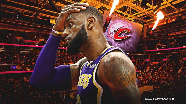 Lakers Lebron James Tweets Disappointment In Not Being Able To Play At Home