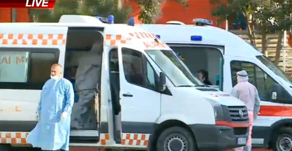 Ambulanca Covid
