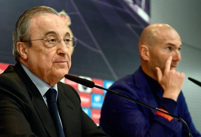 Florentino Zidane Madrid