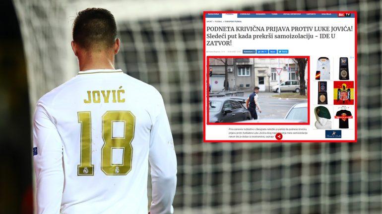 Luka Jovic Portada Del Blic Sport Serbio 1xvbln3zlv3fm10multjdvn19t