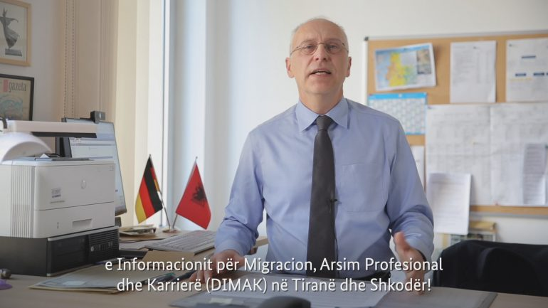 Presidenti Gjerman