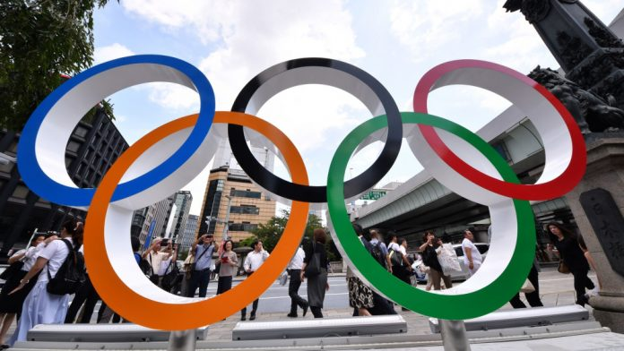Tokyo 2020 Olympic Games 696x392