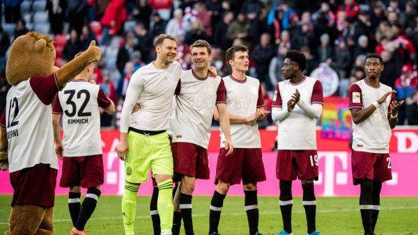 Bayern Muenchen Fc Augsburg