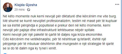 Gjosha Fb