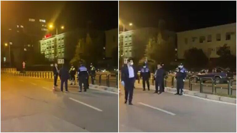 Basha Ne Trren Policia