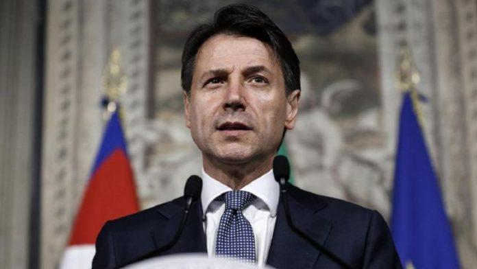 Conte Italy Extend Schools Business Total Lockdown Italy Coronavirus 696x392