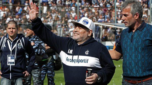 Diego Maradona Gimnasia 776449