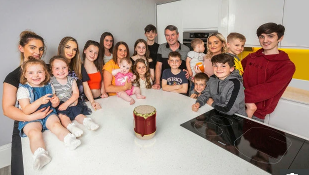 Familje Britanike