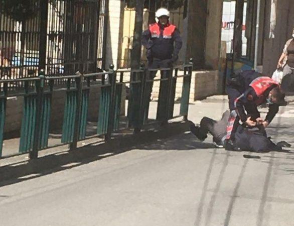Policia Arreston Te Fortin E Lushnjes