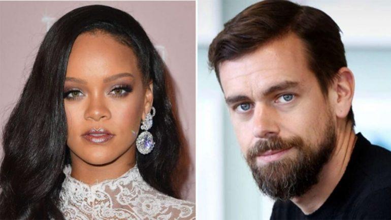 Rihanna Dorsey Getty