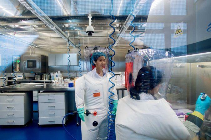 Wuhan Laboratory 2