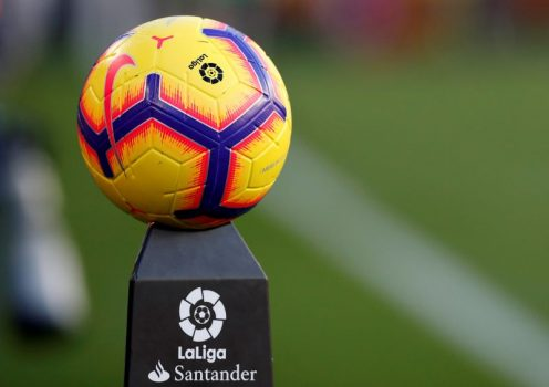 Sspfile Photo: La Liga Santander Fc Barcelona V Real Betis