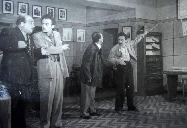 Aktoret E Teatrit