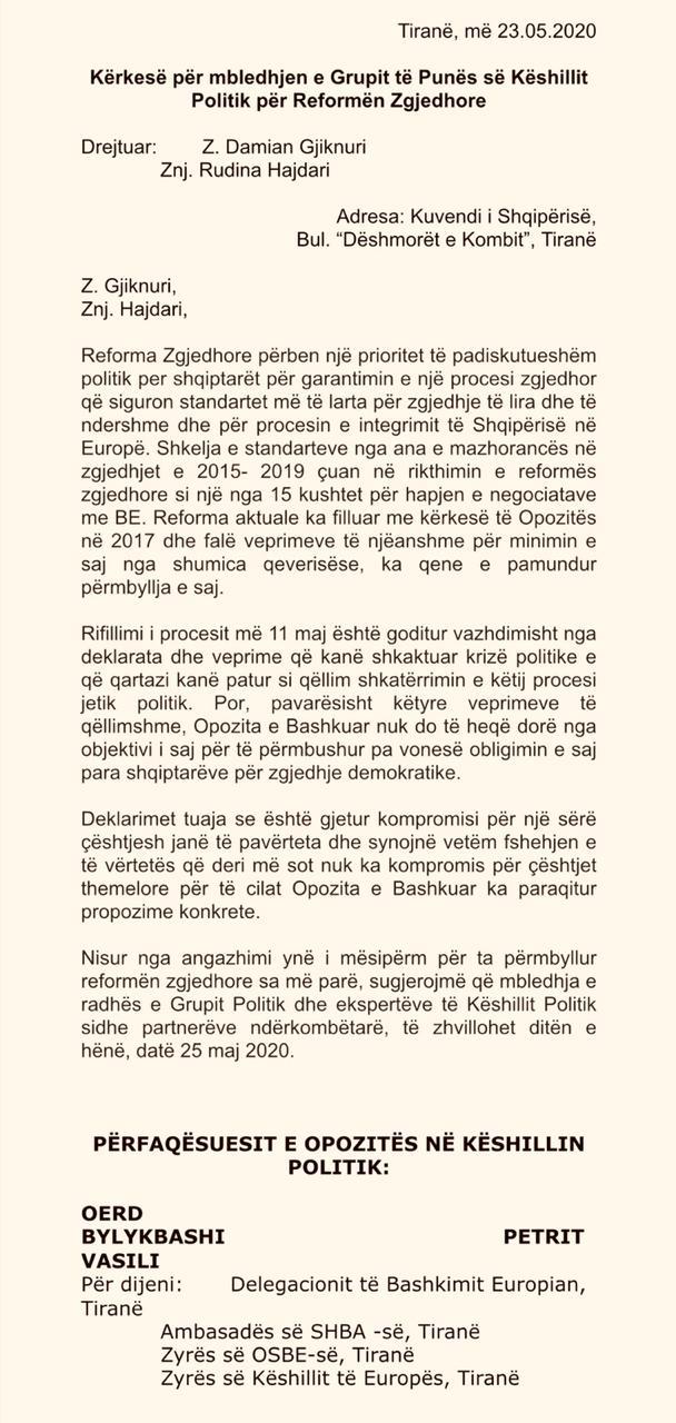Letra opozita