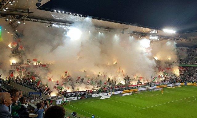Legia Fans