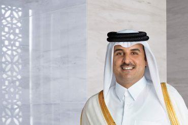 H H Sheikh Tamim Bin Hamad Al Thani