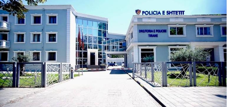 Policia Tirane1