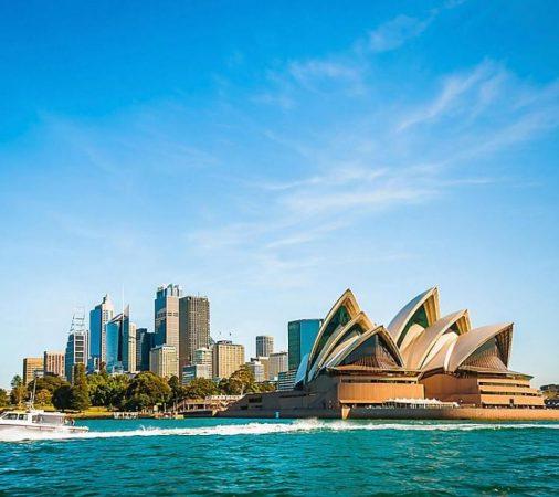 Australia Sydney Opera House 696x619