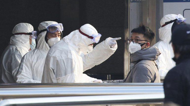 Koronavirus Kine