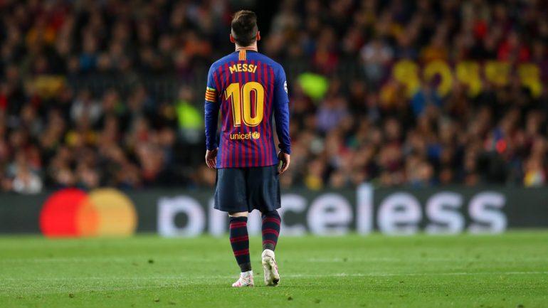 Barcelona V Liverpool Uefa Champions League Semi Final: First Leg
