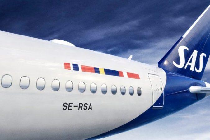 Sas Scandinavian Airlines Airbus A350xwb 696x464