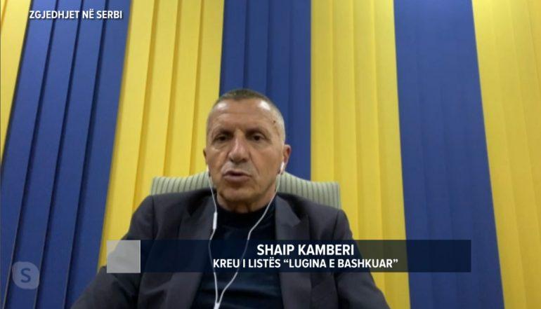 Shaip Kamberi