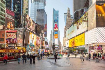 Times Square Manhattan Nyc Tagger Yancey Iv 5912